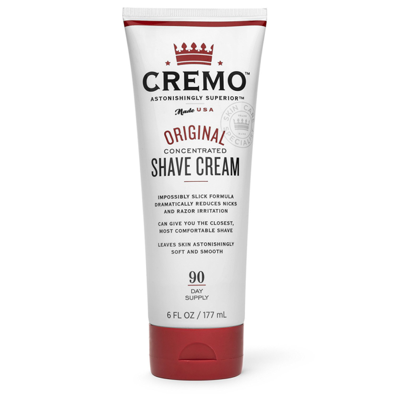 Cremo Original Shave Cream, Superior Shaving Cream for Men,