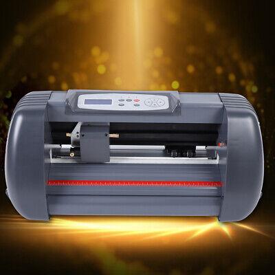 14 370mm Vinyl Cutter Plotter Kit Sign Cutting Machine Make Decals Signs Kit Us