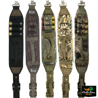NEW BANDED GEAR 3 SHOT CAMO NEOPRENE SHOTGUN GUN SLING WITH SWIVELS Shotgun Sling Swivel