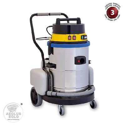 Professional Cleaning System Vacuum and Wash provided accessories EOLO LP09