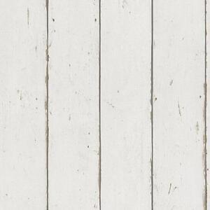 Rasch Becker Wood Beam Panel Pattern Wallpaper Realistic Faux Effect Embossed