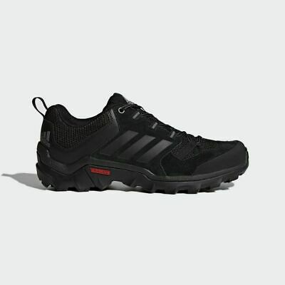 Adidas Terrex Black Caprock Men's hiking shoes Black hiking boots men's adidas