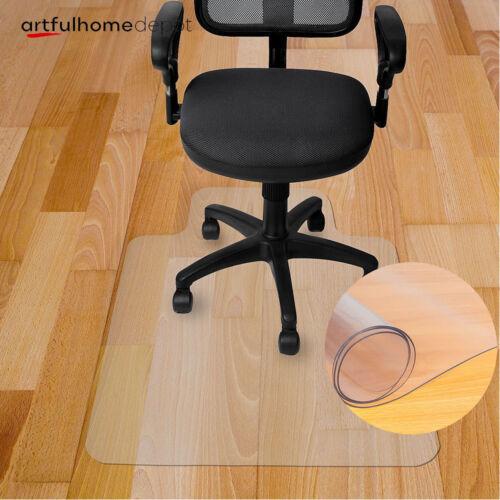 New 10 Types Chair Floor Mat Carpet Protector Rug Pvc Hard Plastic Home Office Ebay