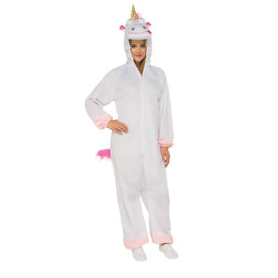 Adult Despicable Me 3 Fluffy Unicorn Costume size Small 2-6 - Despicable Me Unicorn Halloween Costume