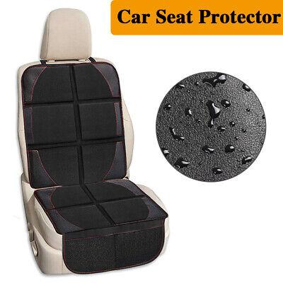 कार सीट कवर मैट अंडर कारपेट थिकनेस पैडिंग लेदर फैब्रिक सीट प्रोटेक्टर