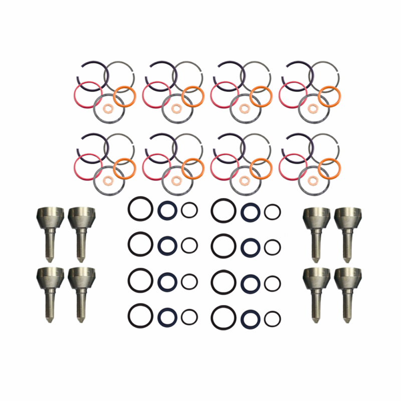 7.3 Powerstroke Injector Standard Rebuild Kit With Tools 1994-2003 7.3 /& DT444