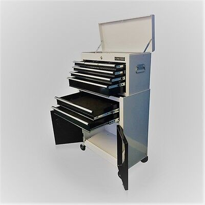 411 US PRO TOOLS MECHANICS AFFORDABLE TOOL CHEST BOX ROLLCAB ROLLER CABINET