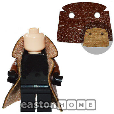 CUSTOM trench coat / jacket / cape - Choose from various styles. No Lego minifig