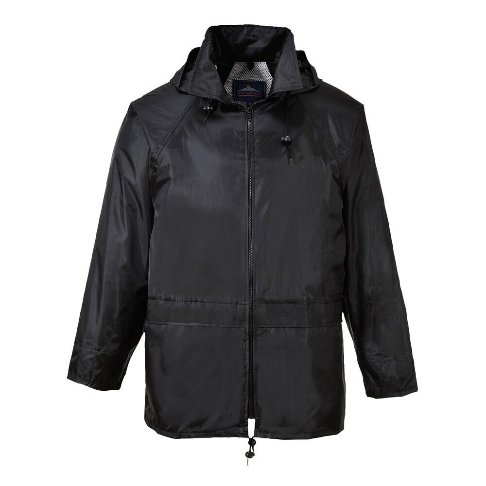PortWest Men Classic Rain Jacket Various Color and Size S440