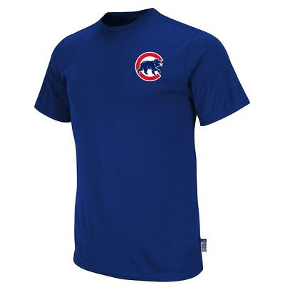 Crew Neck Replica Jersey (Chicago Cubs Boys Majestic Youth Large Cool Base Crew Neck Replica Jersey)