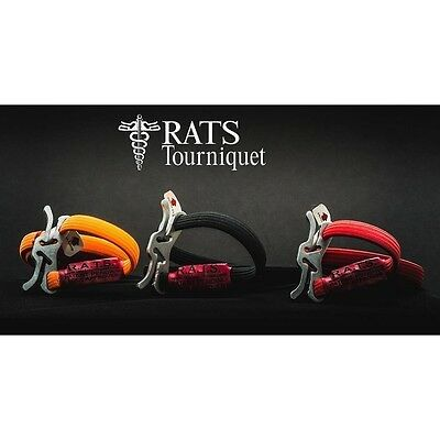 New  R A T S  Rapid Application Tourniquet System Usa Stock Made In Usa