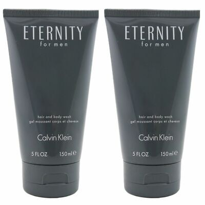 Calvin Klein Eternity for Men - Man 2 x 150 ml Duschgel Shower Gel