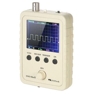 Dso150 Tft Handheld Pocket Digital Oscilloscope Clip Probe 1msas 0-200khz I4x1
