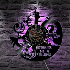 Nightmare Before Christmas Clock | eBay