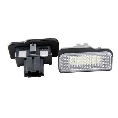 LED Kennzeichenbeleuchtung für Mercedes CLS C219 SLK R171