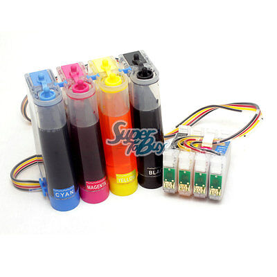 Cisinks Continuous Ink Supply System Ciss For Epson Stylu...
