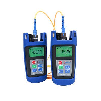 Fiber Optic Tester Tool T25m Optical Power Meter T15m Optic Fiber Light Source