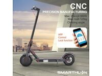 Smarthlon APP 25km/h 350W Electric Scooter 8.5 inch wheels; E-Scooter City Scooter Foldable