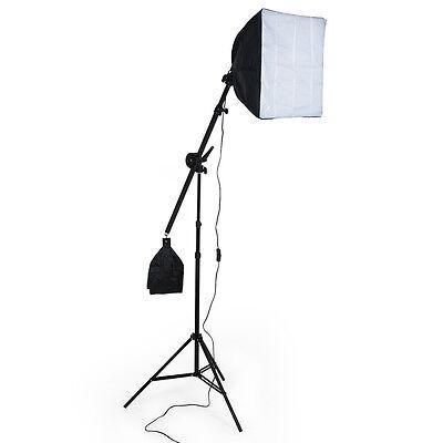 Boite Lumière Softbox pour Flash Studio Photo Video Kit lumière