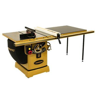 Powermatic 2000b Table Saw - 3hp 1ph 230v 50 Rip Fence Pm23150k Free Shipping