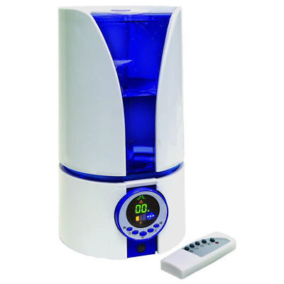 New Repose quiet down Ultrasonic Cool Air Mist Filter-free Humidifier 1.1 Gallon with Remote