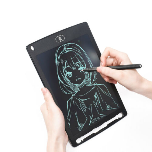 LCD Writing Tablet e-Writer Drawing Memo Message Boogie Boar