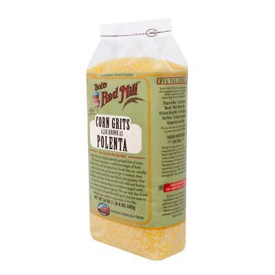 Bob's Red Mill-Corn Grits/Polenta, Pack of 8 ( 24 oz boxes )