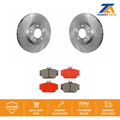 2001 Mercury Sable Brake (Front Disc Rotor & Semi-Metallic Brake Pad Fit Ford Taurus Mercury Sable Lincoln )