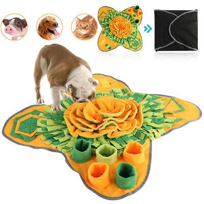 Snuffle Mat for Dogs Pet Dog Slow Feeding Mat Dog Puzzle Mats Washable Training