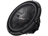Pioneer 12 Inch 400W RMS / 1400W Max SVC 4 Ohms Car Subwoofer Bass Speaker