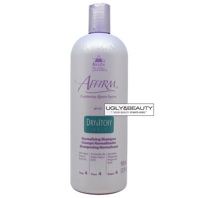 Itchy Scalp Normalizing Shampoo (Affirm Dry & Itchy Scalp Normalizing Shampoo 950 mL/ 32 Oz. with Free Gift )