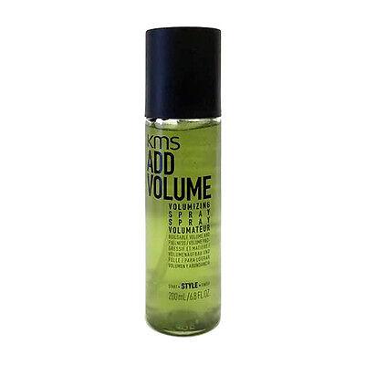 KMS Add Volume Volumizing Spray 6.8oz 200ml (Add Volume Volumizing Spray)