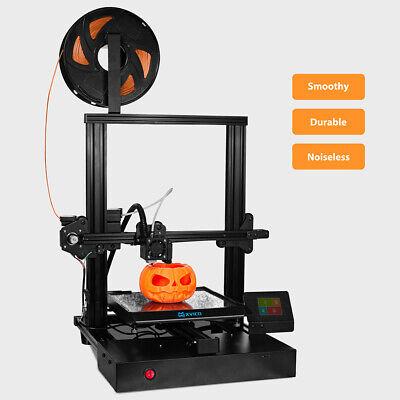 "Xvico X3 Pro 3D Printer Kit 2.4"" Colorful Touch Screen PLA DIY Filament Parts"