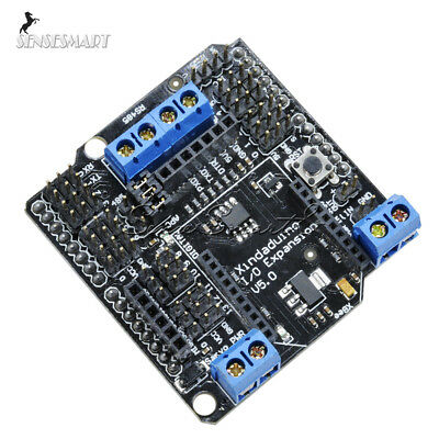Xbee Bluetooth Srs485 Rs485 Apc220 Io Sensor Expansion Shield V5.0 Fit Arduino