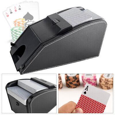 Automatic Card Shuffle Machine  Dealing Playing Cards Bridge Card Shuffler Tool