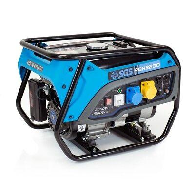 2.8 kVA Super Duty Portable Petrol Generator