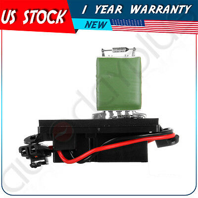 Suburban Parts Blower Motor (HVAC Heater Blower Motor Resistor for GMC Chevrolet -89019089 Car Parts )