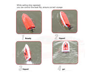 GoolRC 2.4G Ferngesteuertes 20km//h High Speed Boat Elektronische RC Boot DE