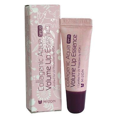 Mizon Collagenic Aqua Volume Lip Essence 10ml SPF10 Free gifts