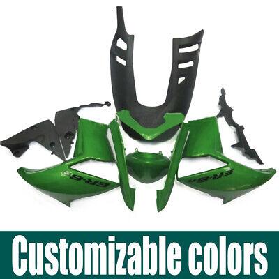 Fairing Bodywork Kit Fit For Kawasaki Ninja 650R 2009-2011 ER6F EX650 Panel Set