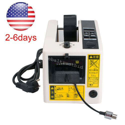 Cheap Sale Automatic Packing Tape Dispenser Tape Adhesive Cutting Cutter Machine