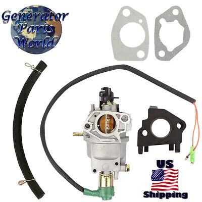 Champion Carburetor W Solenoid 40030 St188fd 100297 6000 7000 10000 Generator