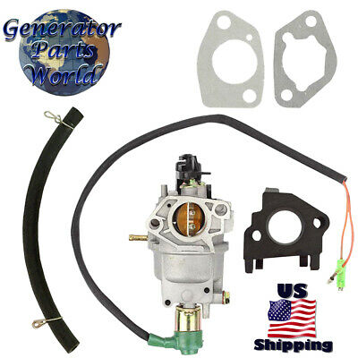 Northstar Carburetor W Solenoid For 165603 165604 6600 8000 Watt Gas Generator