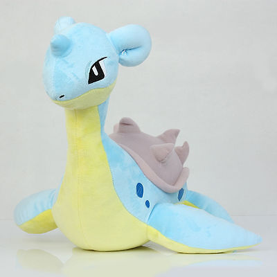 13inch Pokemon Center Lapras Soft Plush Doll Toy Xmas Gift