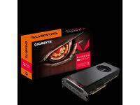 Gigabyte Radeon RX VEGA 56 8GB HBM2 PCI-Express Graphics Card GV-RXVEGA56-8GD-B