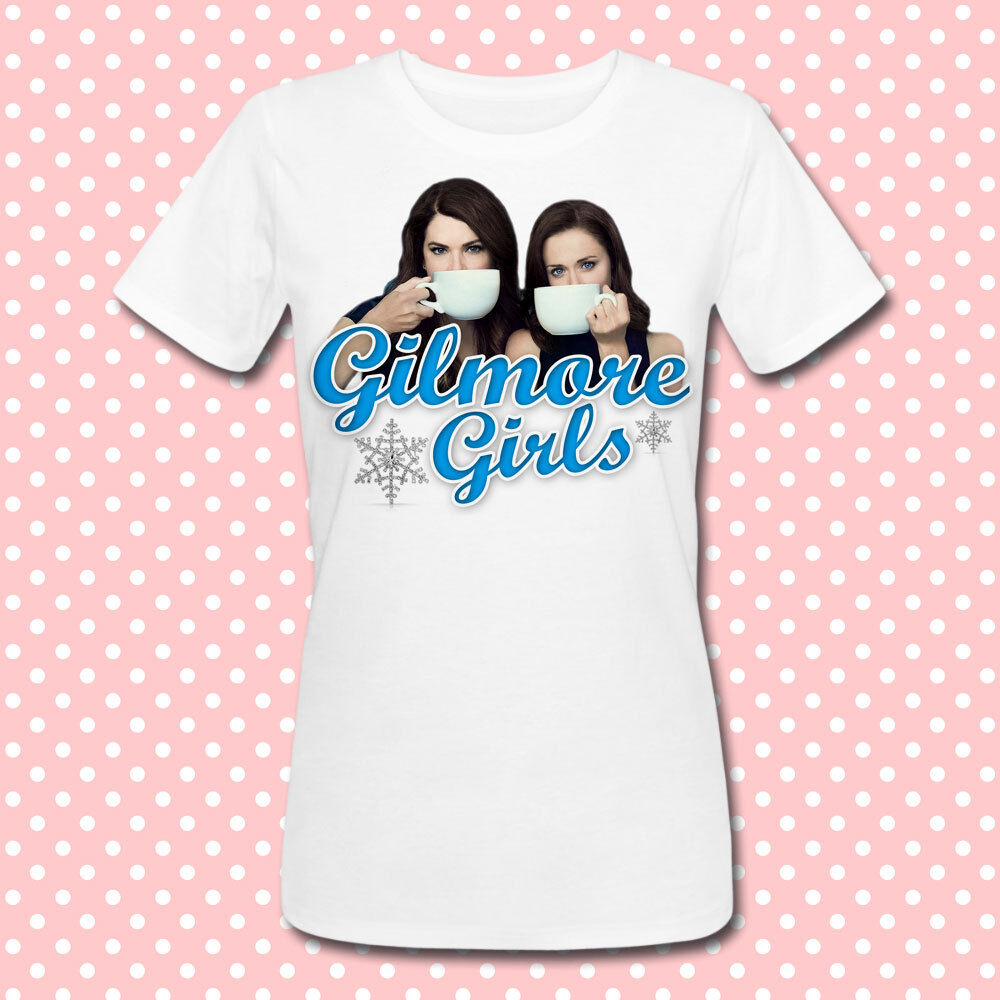 T-shirt donna Luke/'s Diner Stars Hollow Gilmore Girls Mamma per amica inspired