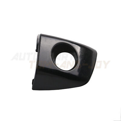New For Audi A6 C7 A7 A8 Front Left Door Handle Key Hole Trim Cover 4H1837879
