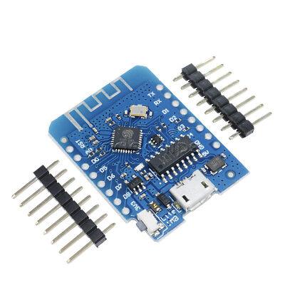 Wemos D1 Mini V1 0 0 Wifi Esp8285 Development Board Iot Internet Of Things Ch340