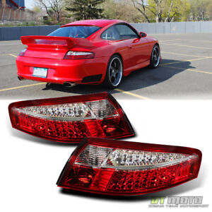 Porsche 996 LED Tail Lights | eBay
