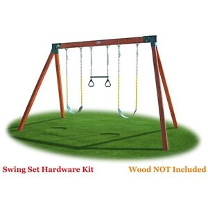 Swing Set Kit Ebay